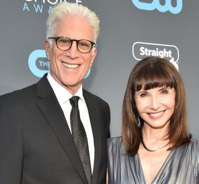 Whoa! Ted Danson Has Been Married to His Wife For 22 Years