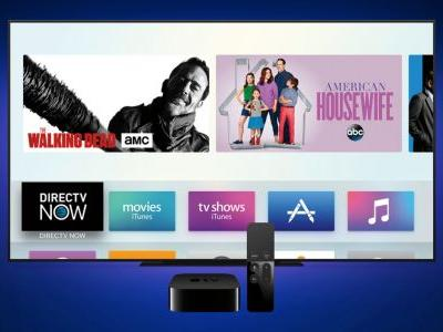 DirecTV Now gaining TV app support, Single Sign-On, Siri search, more