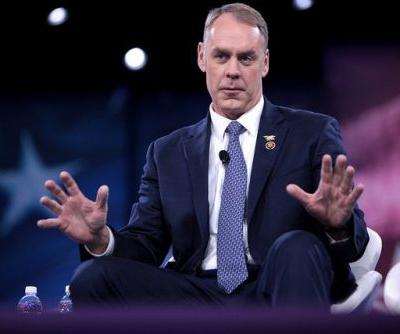 Interior Secretary Ryan Zinke to leave Trump administration at end of the year