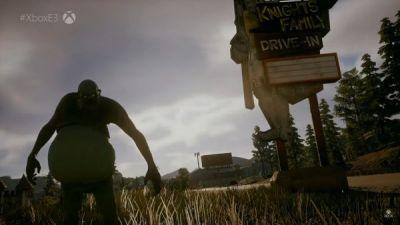 State of Decay 2 reveals in its open world zombie killing
