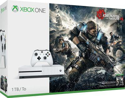 Deal: Xbox One S Gears of War 4 1 TB console bundle for $292