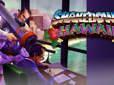 Shakedown: Hawaii Releasing on May 7th for PS4, PC, Switch, PS Vita