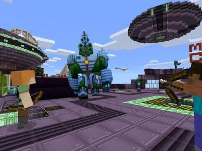 Minecraft pulled from Apple TV App Store due to a lack of players