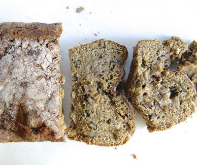 Avoiding underbaked quick bread: How to tell when banana bread is done