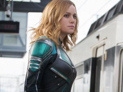 'Captain Marvel' brought in a huge $69.3 million over the weekend as it continued to dominate the box office