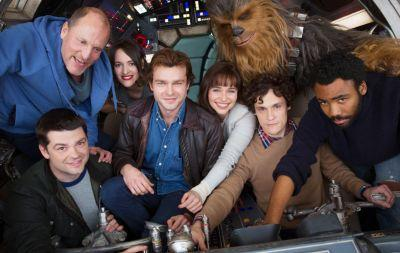 New 'Star Wars' Han Solo Film Shockingly Drops Directors In The Middle Of Production