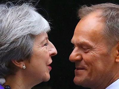 Theresa May only has two Brexit options left: Capitulation to the EU or a second referendum