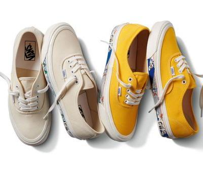 Vans Brings Back Archival Imagery in Spring 2021 Anaheim Factory Pack