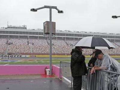 NASCAR moves Sunday's start because of Tropical Storm