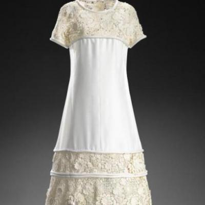 DressPierre Balmain1966National Gallery of Victoria