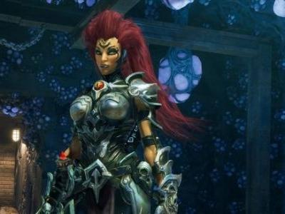 Latest Darksiders III Gameplay Footage Features Fury Taking on a Brutish Enemy
