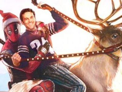 'Once a Upon a Deadpool' Poster Takes Fred Savage and the Merc with a Mouth for a Ride