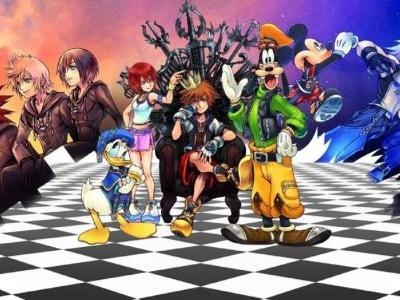 Kingdom Hearts remasters now available on Xbox One