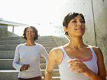 Jogging can add 9 years to your lifespan