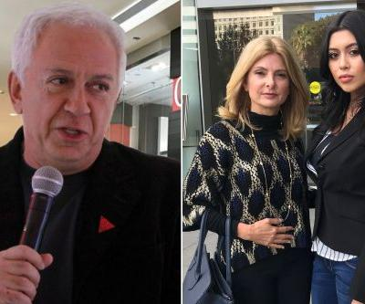 Model goes to police alleging she was sexually assaulted by Paul Marciano, Mohamed Hadid