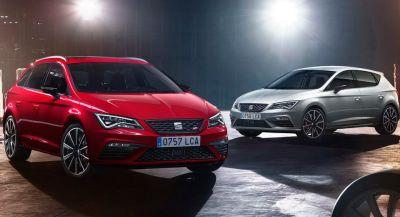 Seat Launches Updated Leon Cupra With 296 HP and AWD Wagon Model