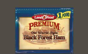 Land O' Frost recalls black forest ham because of wrong labels