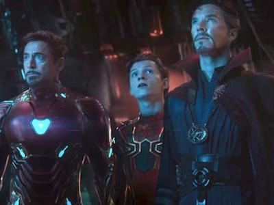 How Doctor Strange And Iron Man Will Interact In Infinity War, According To Benedict Cumberbatch