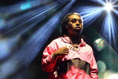 Migos' Takeoff Taken Off Flight For Disobeying Takeoff Instructions