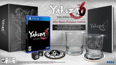Yakuza 6 is coming to the West next March
