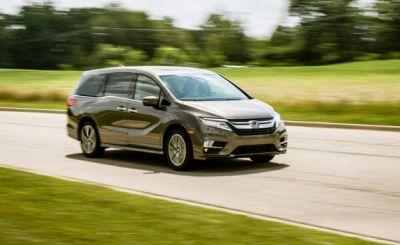 2018 Honda Odyssey Long-Term Test: Big H's New Van Signs Up for 40,000 Miles