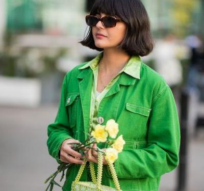 7 Gorgeous, Green Nail-Art Ideas For Your St. Patty's Day Mani