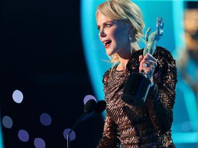 The 2018 SAG Awards Winners - Nicole Kidman, Julia Louis-Dreyfus, and More!