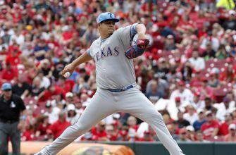 Choo, Pence hit home runs in loss to Reds