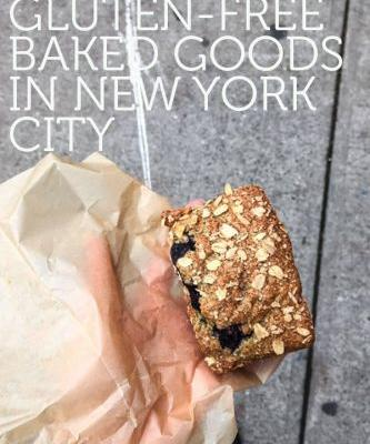 The Best Gluten-Free Baked Goods in New York City