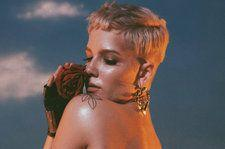 Halsey Nods to Justin Timberlake On Kiss-Off 'Without Me': Listen