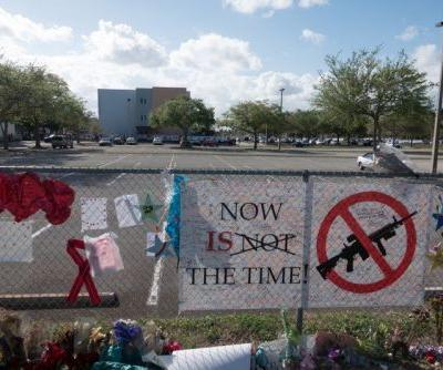 Armed troopers to patrol Florida high school where shooting took place after students carried knives, made threats