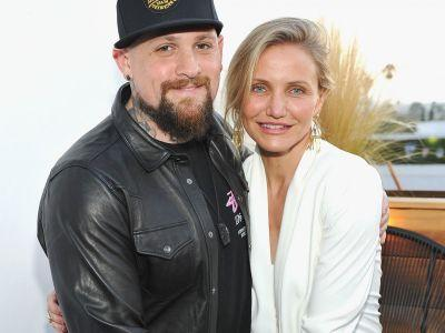 Benji Madden Just Celebrated Cameron Diaz's 45th Birthday In The Cutest Way