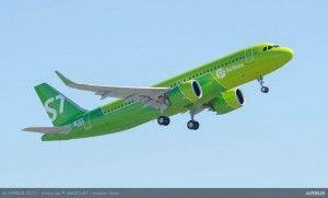 S7 Airlines Takes Delivery Of Its First A320neo