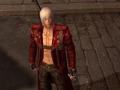 Devil May Cry (New Romantic Dante not My Chemical Romance Dante) remastered on PC