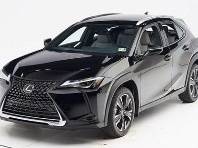 New Lexus SUV earns Top Safety Pick