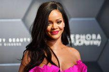Rihanna Shares Amazing Birthday Photo With Unicorn Pinata