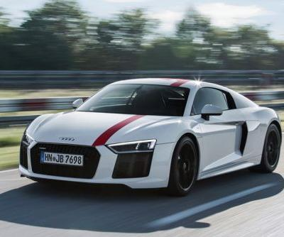 Audi's Real-Wheel-Drive R8 Could Be Yours for $140,000 USD