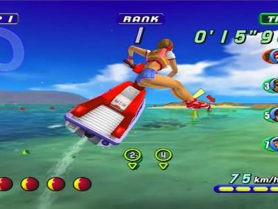 Wave Race Revival Could Be Splashing Onto Nintendo Switch