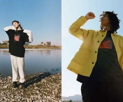 FUTUR's Comfy SS21 Wares Are Ideal for Waterside Lounging