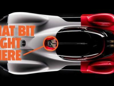 That Porsche Concept With A Gran Turismo Logo Isn't Coming To Gran Turismo