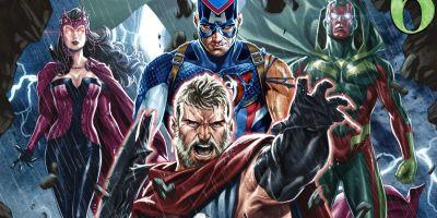 The Avengers Join Captain America's Hydra Empire?