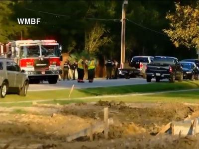 Reports: At least 5 law enforcement officers shot in South Carolina