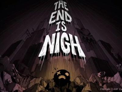The End is Nigh Gets Physical and Digital Release Date