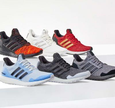 Adidas has launched 'Game of Thrones' Ultra Boosts - here's where to buy them before they sell out for good