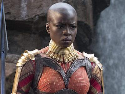 What Okoye Really Thinks About Bucky Being In Wakanda For Avengers: Infinity War