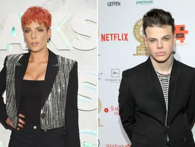 Who Is Yungblud? Halsey's Rumored New Boyfriend Just Dropped A New Song With Her