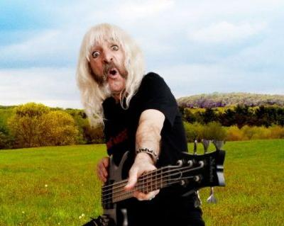 Fictional bassist Derek Smalls of 'This Is Spinal Tap' is finally making new music again