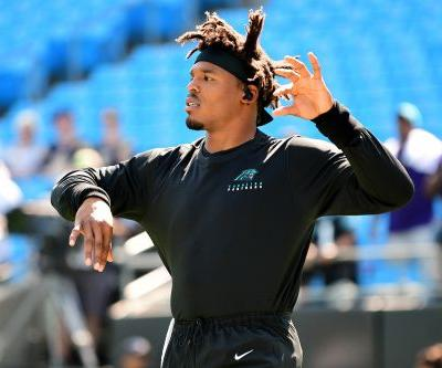 Panthers owner David Tepper isn't totally sold on Cam Newton's return