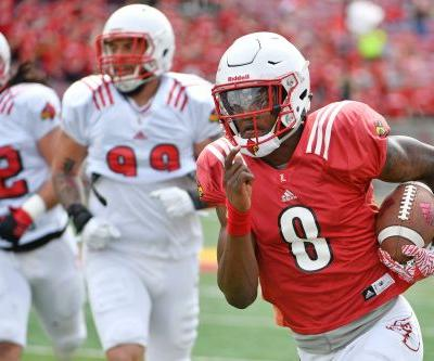 It's insulting to suggest Louisville quarterback Lamar Jackson should switch to wide receiver