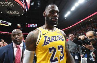 Shannon Sharpe explains why he is concerned with the Lakers' outside shooting